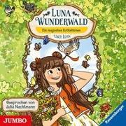 Cover-Bild zu Luna Wunderwald 04. Ein magisches Rotkehlchen von Luhn, Usch