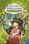Cover-Bild zu Luna Wunderwald, Band 1: Ein Schlüssel im Eulenschnabel (eBook) von Luhn, Usch