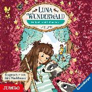 Cover-Bild zu Luna Wunderwald. Ein Dachs dreht Däumchen (Audio Download) von Luhn, Usch