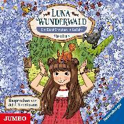 Cover-Bild zu Luna Wunderwald. Ein Eichhörnchen in Gefahr (Audio Download) von Luhn, Usch