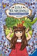 Cover-Bild zu Luna Wunderwald, Band 7: Ein Eichhörnchen in Gefahr von Luhn, Usch