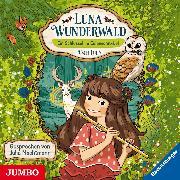 Cover-Bild zu Luna Wunderwald. Ein Schlüssel im Eulenschnabel (Audio Download) von Luhn, Usch