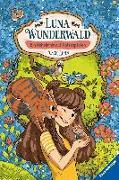 Cover-Bild zu Luna Wunderwald, Band 2: Ein Geheimnis auf Katzenpfoten von Luhn, Usch