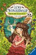 Cover-Bild zu Luna Wunderwald, Band 1: Ein Schlüssel im Eulenschnabel von Luhn, Usch