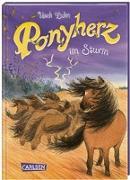 Cover-Bild zu Ponyherz 14: Ponyherz im Sturm von Luhn, Usch