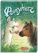 Cover-Bild zu Ponyherz 16: Ponyherz findet einen Freund von Luhn, Usch