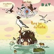 Cover-Bild zu Die Haferhorde - Teil 18: Pony bei die Fische von Kolb, Suza