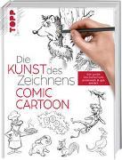 Cover-Bild zu frechverlag: Die Kunst des Zeichnens Comic Cartoon