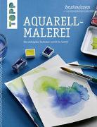 Cover-Bild zu frechverlag: basiswissen Aquarellmalerei