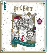 Cover-Bild zu frechverlag: Harry Potter - Zauberhafte Ausmalwelt
