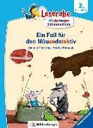 Cover-Bild zu Leserabe - Ein Fall für den Mäusedetektiv von Ondracek, Claudia