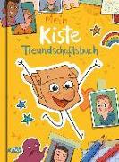 Cover-Bild zu Mein Kiste-Freundschaftsbuch von Wirbeleit, Patrick