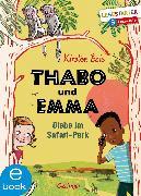 Cover-Bild zu Boie, Kirsten: Thabo und Emma 1 (eBook)