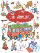 Cover-Bild zu Fehler Wimmelbuch ab 2 Jahre von Ahlgrimm, Achim (Illustr.)