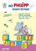 Cover-Bild zu Mit Philipp lesen lernen von Landa, Norbert