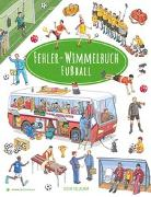Cover-Bild zu Fehler-Wimmelbuch-Fußball von Ahlgrimm, Achim (Illustr.)