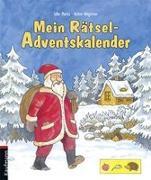 Cover-Bild zu Mein Rätsel-Adventskalender von Moritz, Silke