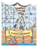 Cover-Bild zu Mein großes Elbphilharmonie-Wimmelbuch von Ahlgrimm, Achim