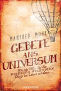 Cover-Bild zu Gebete ans Universum von Mohr, Manfred