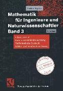 Cover-Bild zu Mathematik für Ingenieure und Naturwissenschaftler Band 3 (eBook) von Papula, Lothar