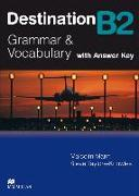 Cover-Bild zu Mann, Malcolm: Destination B2. Grammar and Vocabulary. Student's Book with Key