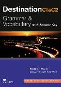 Cover-Bild zu Mann, Malcolm: Destination C1 & C2 Grammar and Vocabulary. Student's Book with Key