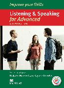 Cover-Bild zu Mann, Malcolm (Reihe Hrsg.): Improve your Skills: Listening & Speaking for Advanced Student's Book with key & MPO Pack