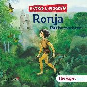 Cover-Bild zu Lingren, Astrid: Ronja Räubertochter (Audio Download)
