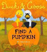 Cover-Bild zu Hills, Tad: Duck & Goose, Find a Pumpkin