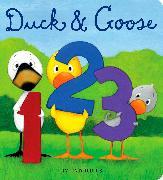 Cover-Bild zu Hills, Tad: Duck & Goose, 1, 2, 3