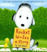 Cover-Bild zu Hills, Tad: Rocket Writes a Story