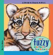 Cover-Bild zu Hills, Tad: My Fuzzy Safari Babies