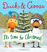 Cover-Bild zu Hills, Tad: Duck & Goose, It's Time for Christmas! (eBook)