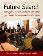 Cover-Bild zu Future Search: An Action Guide to Finding Common Ground in Organizations and Communities von Weisbord, Marvin R.