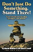 Cover-Bild zu Don't Just Do Something, Stand There! von Weisbord, Marvin R.