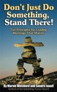 Cover-Bild zu Don't Just Do Something, Stand There! (eBook) von Weisbord, Marvin R.