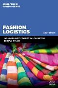 Cover-Bild zu Fashion Logistics (eBook) von Fernie, John