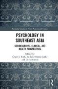 Cover-Bild zu Psychology in Southeast Asia (eBook) von Rich, Grant J. (Hrsg.)