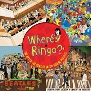 Cover-Bild zu Where's Ringo? (eBook) von Jackson, Andrew Grant (Illustr.)