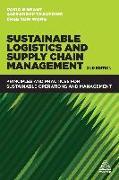 Cover-Bild zu Sustainable Logistics and Supply Chain Management (eBook) von Grant, David B.
