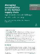 Cover-Bild zu Case Study: Managing Sustainability in the Fashion Supply Chain (eBook) von Rafi-Ul-Shan, Piyya Muhammad
