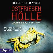 Cover-Bild zu Ostfriesenhölle (Audio Download) von Wolf, Klaus-Peter