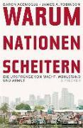Cover-Bild zu Warum Nationen scheitern (eBook) von Acemoglu, Daron