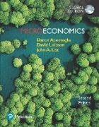 Cover-Bild zu Microeconomics, eBook, Global Edition (eBook) von Acemoglu, Daron