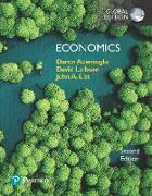 Cover-Bild zu Economics, Global Edition (eBook) von Acemoglu, Daron