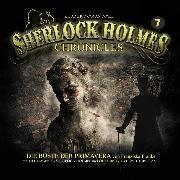 Cover-Bild zu Franke, Franziska: Sherlock Holmes Chronicles, Folge 7: Die Büste der Primavera (Audio Download)