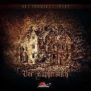 Cover-Bild zu Weber, Sebastian: Die schwarze Serie, Folge 9: Der Kupferstich (Audio Download)