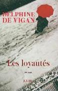 Cover-Bild zu Les loyautés von Vigan, Delphine de