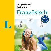Cover-Bild zu Langenscheidt Audio-Kurs Französisch (Audio Download) von Langenscheidt-Redaktion