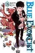 Cover-Bild zu Blue Exorcist, Vol. 18 von Kazue Kato